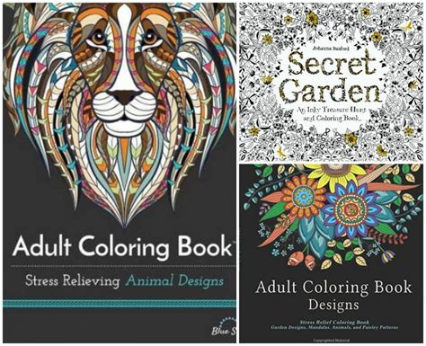books for adults the coloring craze continues and there is no end in