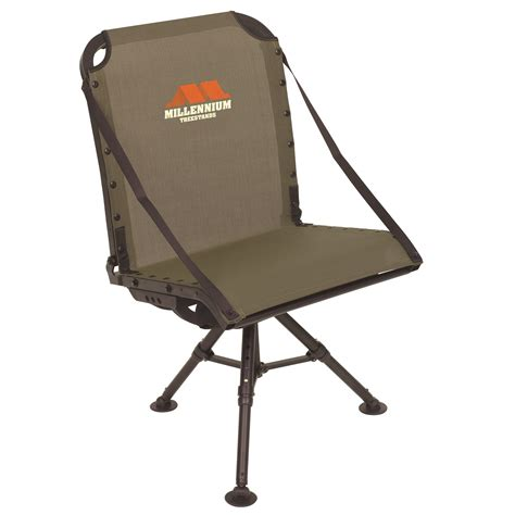 millennium treestands blind chair