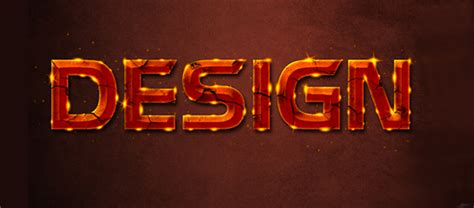 design text effect design a fracturing effect for text photoshop lady