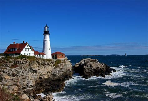 top 10 most beautiful lighthouses in the usa attractions