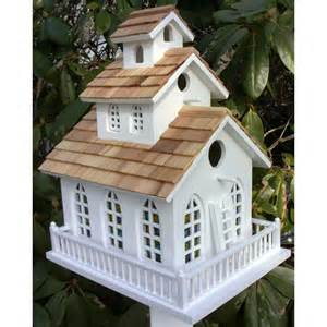 chapel bell bird house yard envy
