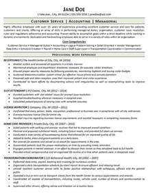 employment gap resume exle receptionist customer
