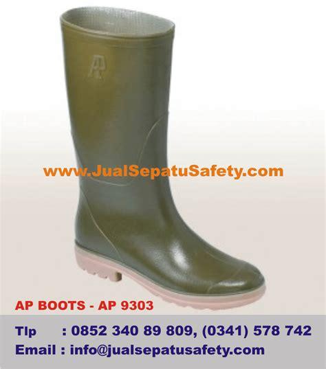 Sepatu Boot Petani sepatu ap boots untuk penyuluhan pegawai dinas pertanian