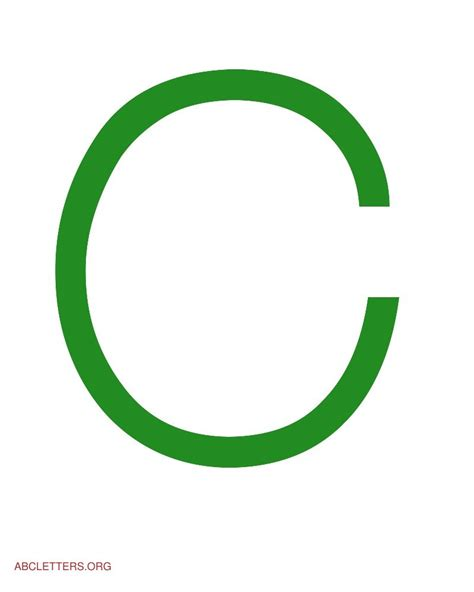 Green C green letter c www imgkid the image kid has it