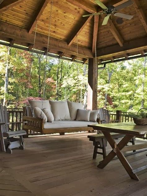 swing life style log in 25 best ideas about rustic porch swings on pinterest