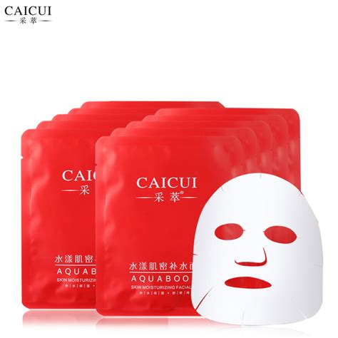 Skincare Whitening Collagen Mask 1pcsface mask moisturizing whitening collagen