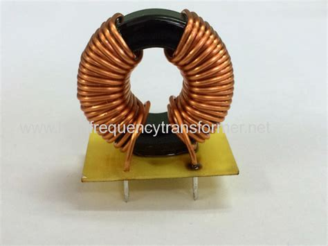 inductors ltd customized toroidal ferrite common mode choke coil inductor coil from china manufacturer