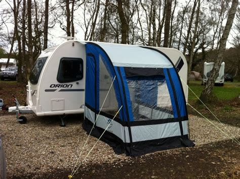 small caravan awnings small caravan porch awning 28 images sunnc rotonde 300