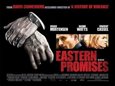 eastern promise film review eastern promises 2007 movie review youtube