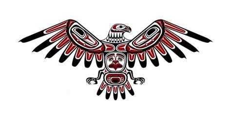 north american tribal tattoos haida eagle of the haida gwaii ink