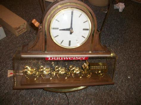 budweiser light for sale budweiser clock sign for sale classifieds