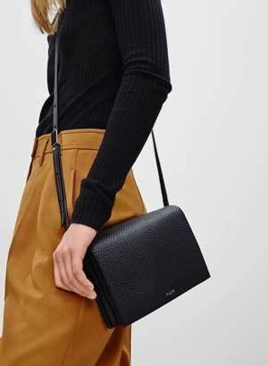 Sling Bag Kotak Hitam 40 jenis tas wanita yang wajib kamu ketahui