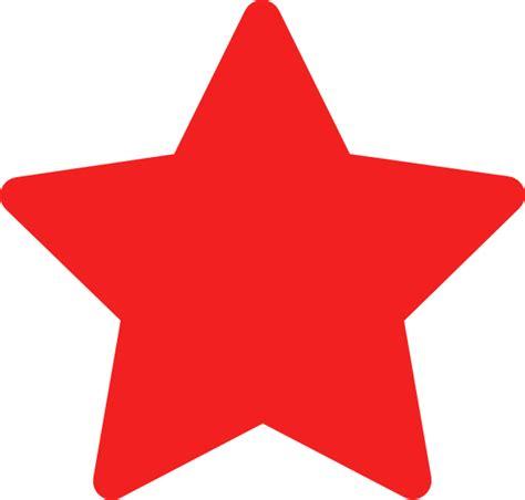 printable red star star red clip art at clker com vector clip art online