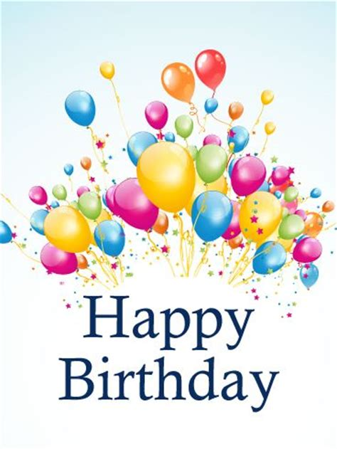 Happy Birthday Wishes For 26 Year 96 Best Balloons For Cards Images On Pinterest Globe