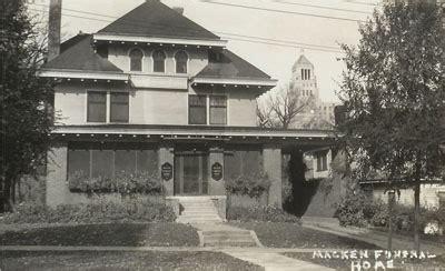 history macken funeral home