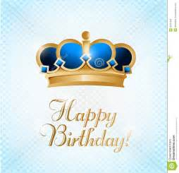 happy birthday king illustration design card royalty free stock photo image 32917405