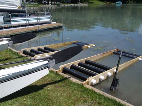 how to build a cantilever boat lift hobie cat forums view topic my beach cat rs boat