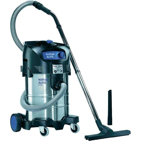 Vacuum Cleaner Komputer nilfisk alto attix 40 01 pc inox and vacuum