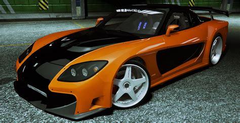 tokyo drift cars fnf tokyo drift 1997 mazda rx 7 veilside fortune gta5
