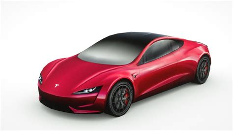 2020 Tesla Model 3 by 3d 2020 Tesla Roadster 2 Model Turbosquid 1231938