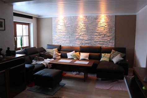 steinwände wohnzimmer bilder steinwand selbst gemacht im wohnzimmer mit dundee weiss