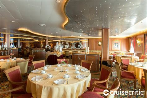 Cruise Ship Dining Room by Da Vinci Dining Room On Crown Princess Cruise Ship
