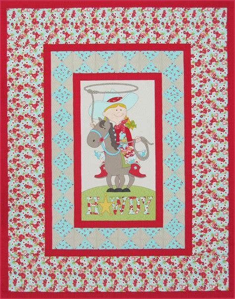 Cowboy Quilt Pattern by Cowboy Quilt Pattern Bradley Designs
