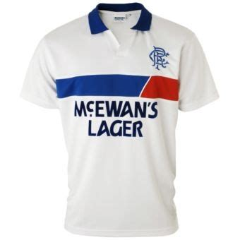 Glasgow Rangers Away 1987 1990 Jersey Original 21 best images about rangers fc on seasons logos and parks