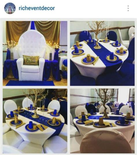 royalty themed decorations royalty welcome prince ja ceon babies