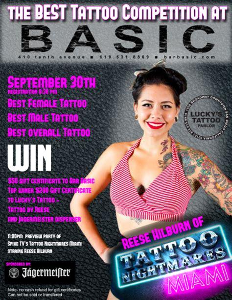 tattoo nightmares host sandiegoville spike tv s tattoo nightmares to host