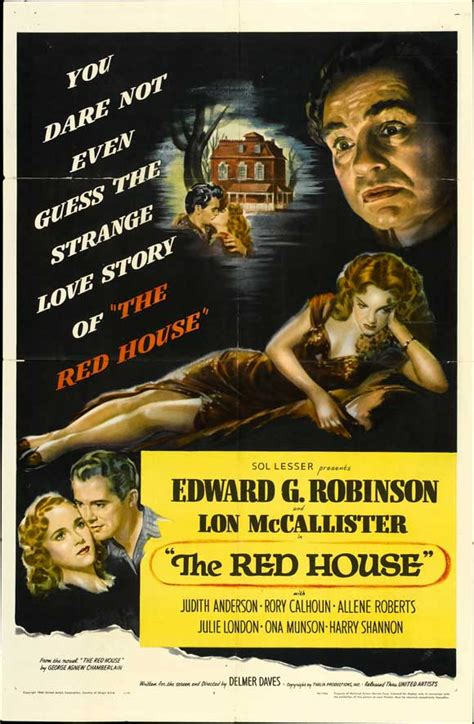 Red House The Movie Posters From Movie Poster Shop