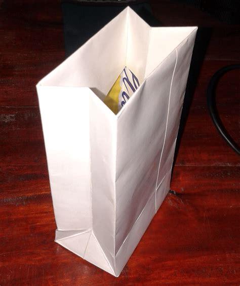 Tas Kertas Hvs membuat paper bag atau tas dari kertas pinkcode