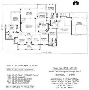 3091 0310 square feet narrow lot house plan 3 bedroom 2 bath house plans wire scott design 3 best