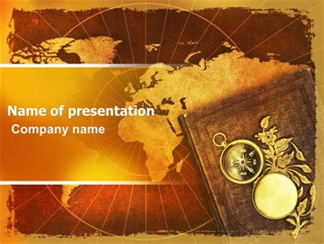 historical themes for ppt historical exploration presentation template for