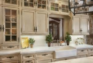Distressed Kitchen Furniture C B I D Home Decor And Design Painted Kitchens