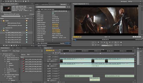 adobe premiere pro video adobe premiere pro cs5 redefines nonlinear editing hitech