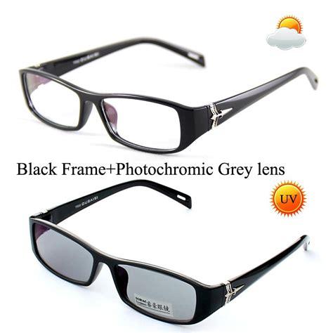 unisex photochromic sunglasses transition sun glasses