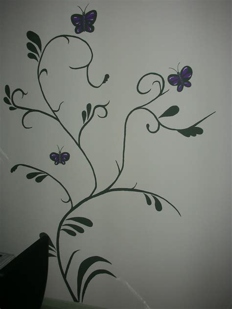 dibujos para pintar paredes imagenes de flores para decorar paredes imagenes de flores