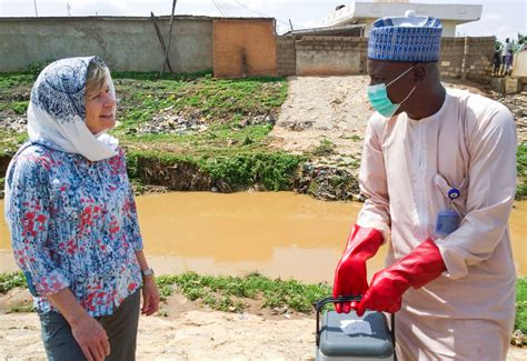 Environmental Officer by Why A Sewage Survey Gives The Gates Foundation S Ceo New