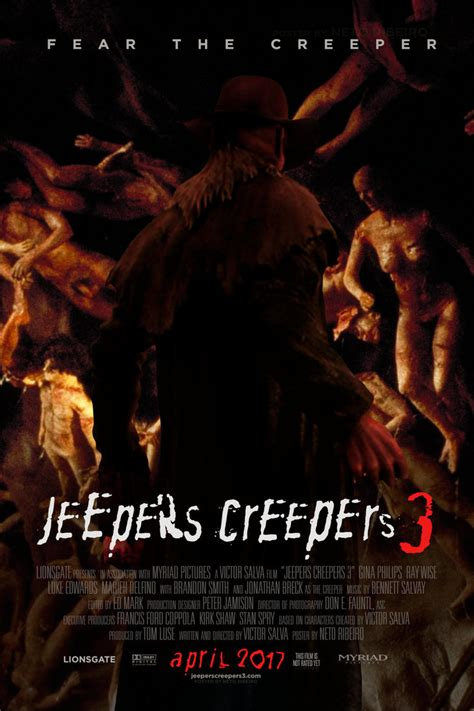 film online jeepers creepers 3 jeepers creepers 3 2017 final poster by netoribeiro89