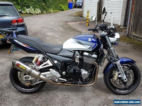 Suzuki 1400 Gsx 2006 Suzuki Gsx 1400 K6 For Sale In The United Kingdom