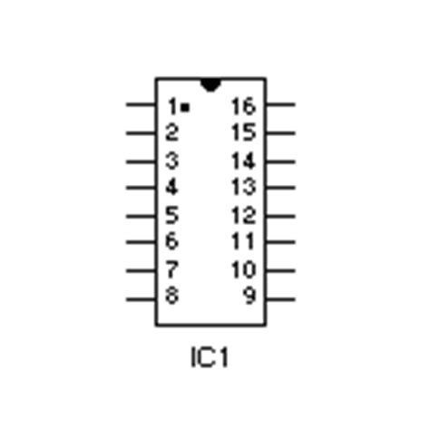 simbol ic integrated circuit what is a intergrated circuit ic gamtronics
