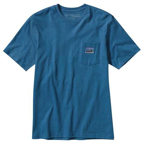 Logo Pocket Shirt Bl7888 patagonia vintage logo pocket t shirt s glenn