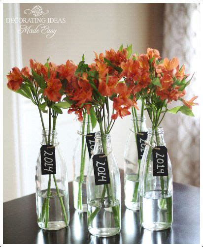 Graduation Party Table Decorations Graduation Party Centerpieces On Pinterest Graduation