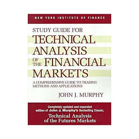 Technical Analysis Study Guide by Study Guide For Technical Analysis Of The Financial