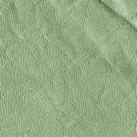 light green leather light green leather texture closeup as background stock