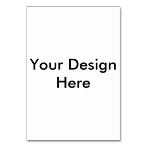 make your own table place cards design your own table cards place cards zazzle
