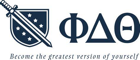 fraternity bid card template brand assets phi delta theta fraternity