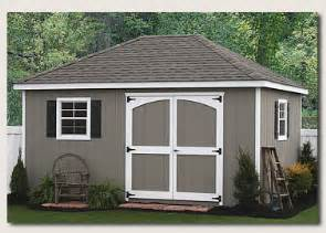shed plans hip roof how to build diy blueprints pdf