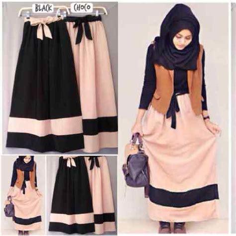 Baju Atasan Wanita Murah Yuri Skirt Supplier Grosir grosir baju muslim skirt modenagrosir